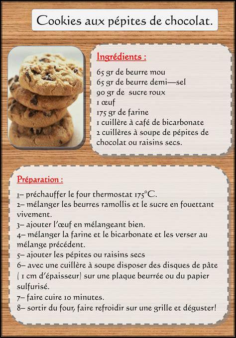 Beau Nettoyer Salle De Bain #4: recette-cookies2.jpg