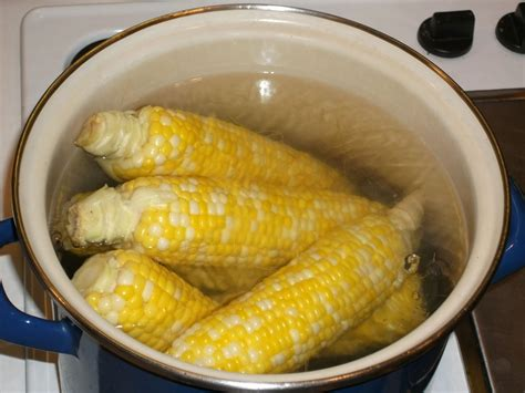 top 28 boiling corn in husk how to make perfect corn on the cob groovy green livin how to