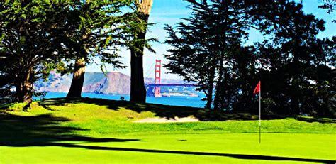 lincoln park sf lincoln park golf course san francisco recreation and park