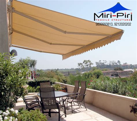 retractable awnings india mp terrace awnings terrace awnings manufacturer