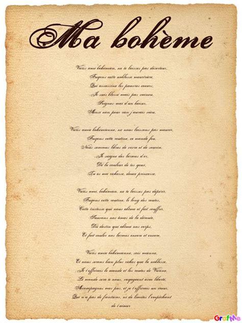 Parole Sle Resume by Ma Boh C3 A8me Rimbaud Date