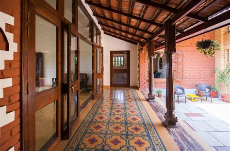 pictures  courtyards  indian homes
