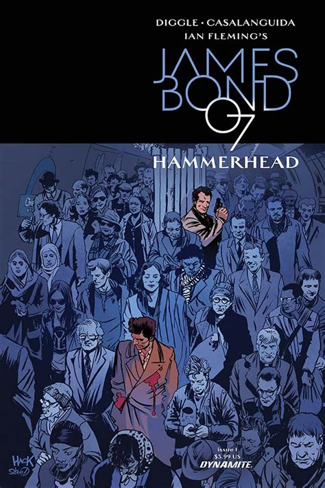 james bond hammerhead ian dynamite 174 james bond hammerhead 1 of 6