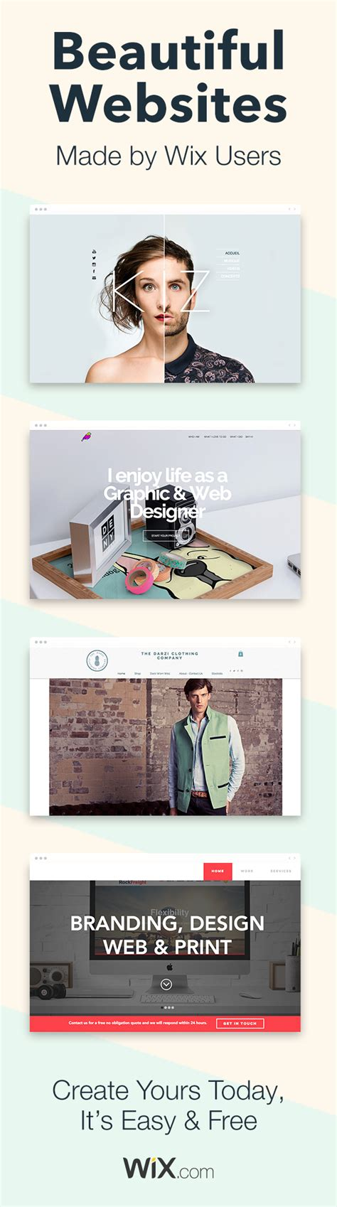 Need A Website Why Not Do It Yourself Create Yours Today With Wix It S Easy Free Website Do It Yourself Website Templates