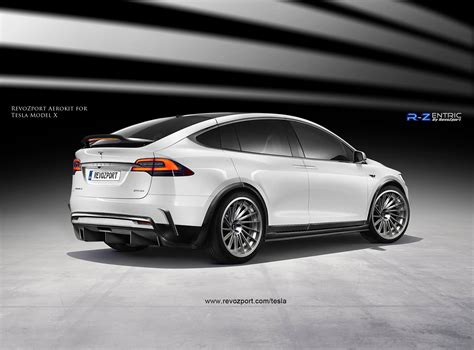 New Tesla Model R by Official Revozport R Zentric Tesla Model X Gtspirit