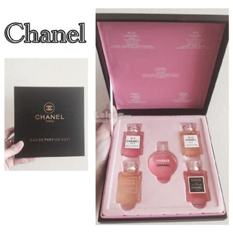 1 Set Chanel Import chanel perfume 5 in 1 premium gift s end 4 5 2018 11 15 pm