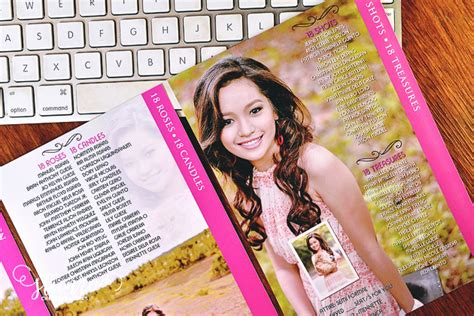 magazine type wedding invitation philippines 18th birthday invitation stunro creativeworks