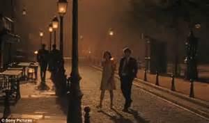 film fantasy nights carla bruni makes her film debut in midnight in paris