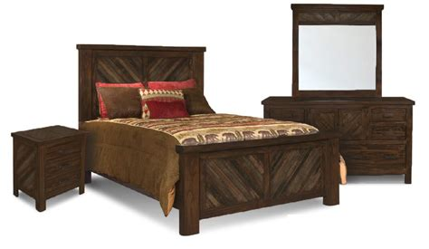 bedroom sets utah bradley s furniture etc utah rustic bedroom furniture