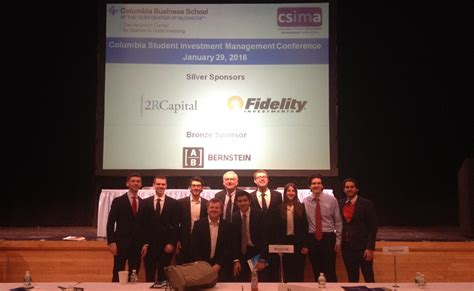 Columbia Business School Mba Value Investing Program by Value Investing Students Attend 2016 Columbia Investment