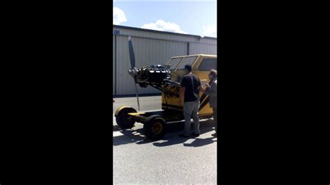 engine fire test stand fail youtube