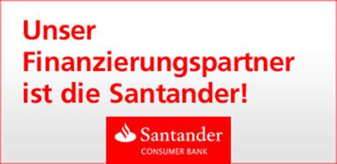 santander bank finanzierung abgelehnt finanzierung