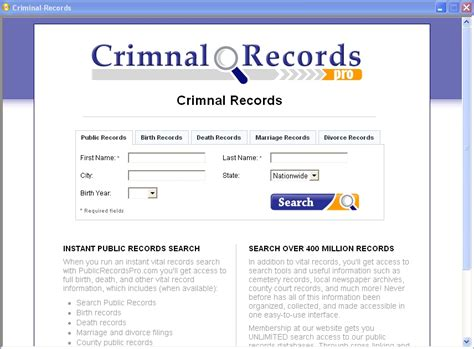 Statement Of Criminal Record Criminal Records Uk Human Rights
