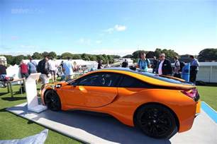 bmw i8 protonic and fronze orange introduced at