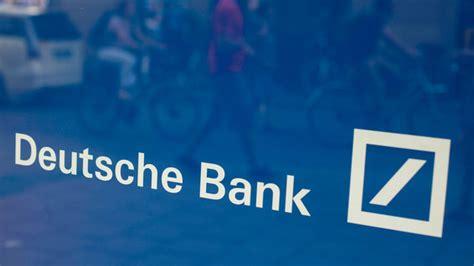 e banking deutsche bank trading deutsche bank