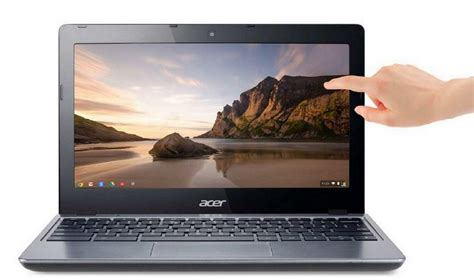 acer rugged c740 chromebook with broadwell cpu coming in