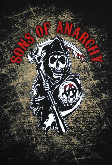 sons  anarchy iphone wallpaper wallpapersafari