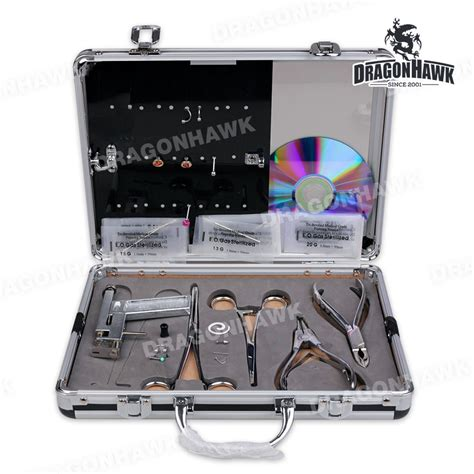 tattoo equipment suppliers piercing supplies kit with fashion