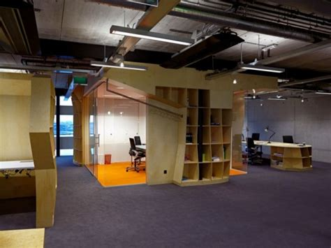 open interiors modern open plan interior designs open modern office