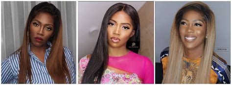 tiwa savagehairstyle in lookulooku video top 15 photos that proves tiwa savage loves experimenting