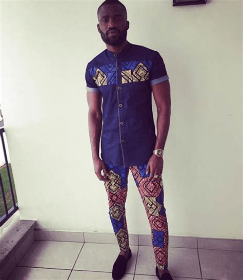 latest ankara styles for man top 10 best ankara styles for men fashion and lifestyle blog