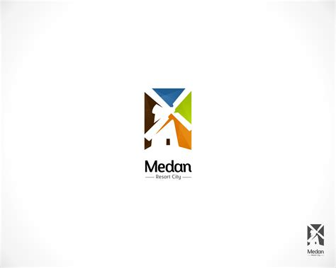 design logo medan sribu logo design design logo real estate medan resort ci
