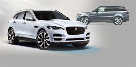 jaguar f pace suv won t cannibalise land rover sales