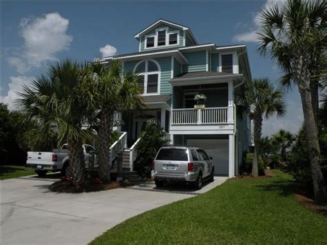 Wrightsville Beach Luxury Waterfront Home Vrbo House Rentals Wrightsville Nc