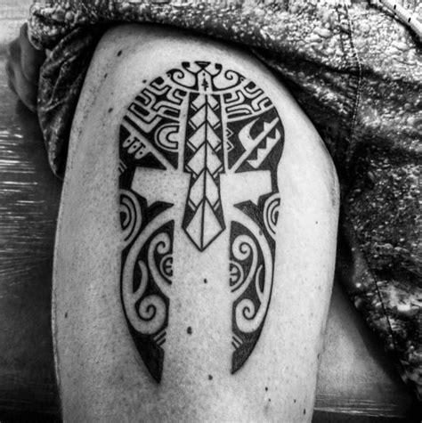 greek tribal tattoo 50 tattoos inspired from ancient mythology 2018