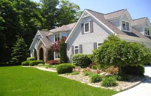 landscaping in front of house ideas ideas for front of house
