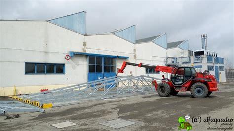 capannoni bologna coperture capannoni mobili per area carico e scarico bologna