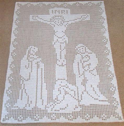 imagenes religiosas a crochet semana santa la procesi 211 n del ganchillo mientras