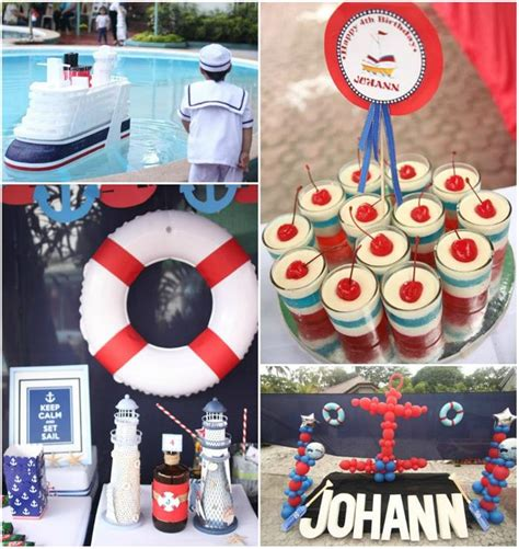nautical themes the gallery for gt nautical party decor