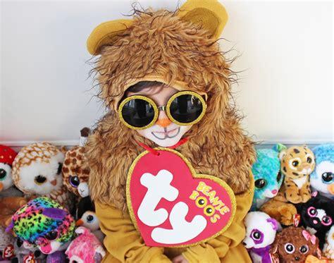 beanie boo diy costume for littles beanie boo