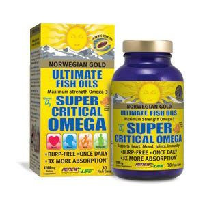 Ultimate Gold Detox Drink Ingredients by Gold Critical Omega S 30 Caps