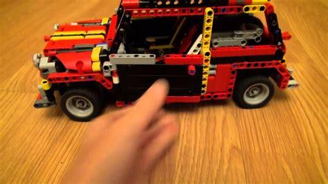 Mini Auto Lego by Lego Technic Mini Cooper