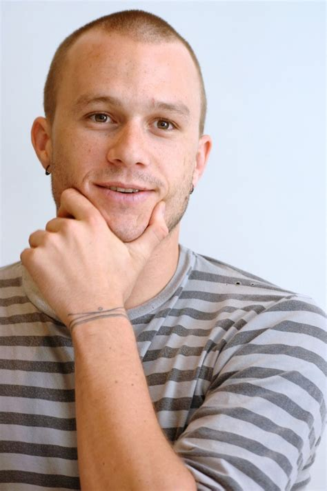 heath ledger tattoo the wrist