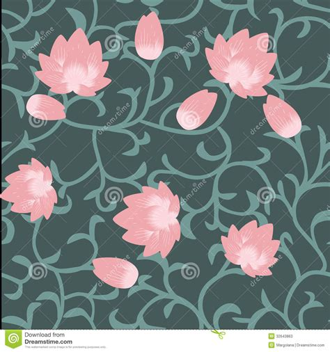 free lotus background pattern lotus abstract pattern seamless stock photos image 32643863