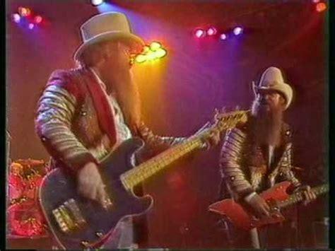 zz top la grange clip zz top la grange live 1982