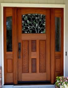 What Are Exterior Doors Made Of The Dogwood Entry Traditional Front Doors San Francisco By Zoleta Designs