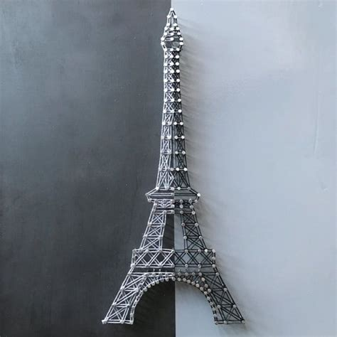 Eiffel Tower String - eiffel tower string etsy string and craft