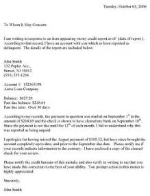 Sle Complaint Letters Bad Behavior Of Staff Member Redit Dispute Letter Template Templates Letter Templates And Credit Dispute