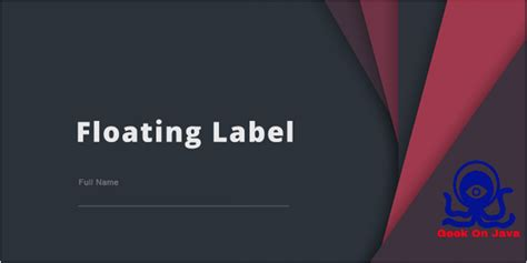 label design android android floating label gui design
