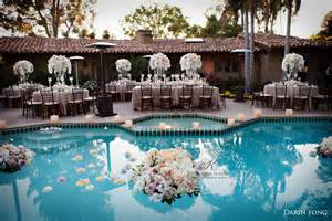rancho valencia resort vintage style wedding alex and