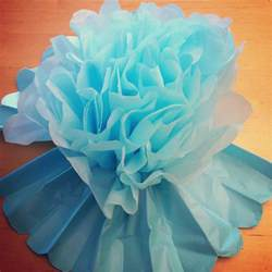 How Do You Make A Tissue Paper Flower - 10 ways to make tissue paper flowers guide patterns