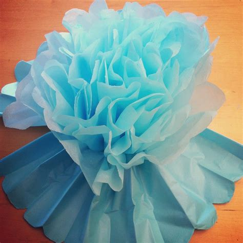 How To Make Large Tissue Paper Flower Balls - tissue paper flowers patterns www imgkid the image