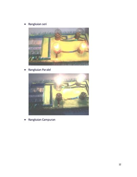 artikel membuat rangkaian listrik paralel makalah rangkaian listrik seri paralel dan curan