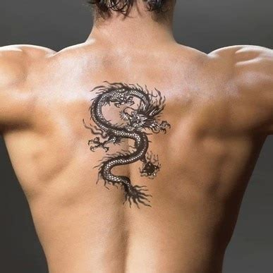 temporary body tattoos for men 3pcs large big totem designs temporary