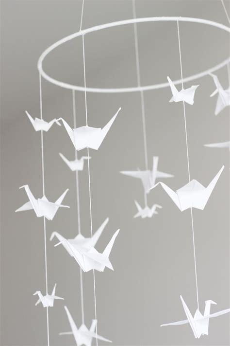 Origami Crane Designs - 25 b 228 sta id 233 erna om paper crane mobile p 229