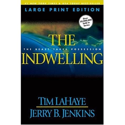 the indwelling hardcover tim lahaye and jerry b